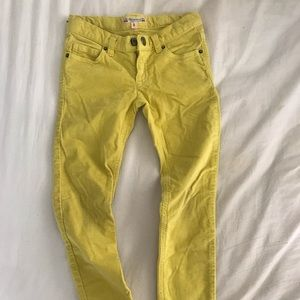 Bonpoint Beverly hill girls yellow cords